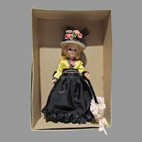 MIB 1940's Virga GIbson Girl Doll