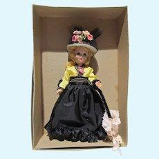 MIB 1940's Virga GIbson Girl Doll