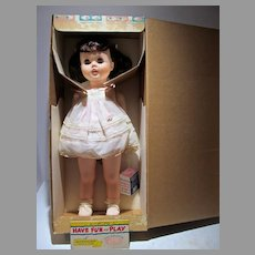 Rare MIB Little Girl Toodles, American Character, 1960-61