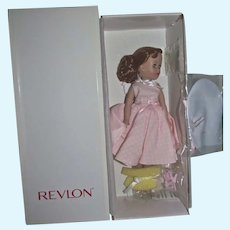 Robert Tonner Little Miss Revlon Doll, NRFB, Perfectly Pink