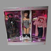 Mattel Barbie 35th Anniversary Repro Convention Brunette Gift Set, 1993, NRFB
