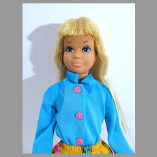 VIntage Mattel Malibu Skipper in Little Miss Midi, 1971-2