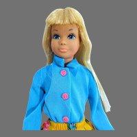 VIntage Mattel Malibu Skipper in Little Miss Midi, 1971-2