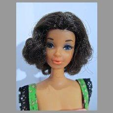 Mattel Walk Lively Miss America Steffie in Best Buy Fashion, 1973