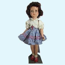21 Inch R & B Nancy Lee Doll, 1950's