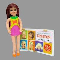 Vintage Mattel Chris Doll, 1967, Tutti's Friend