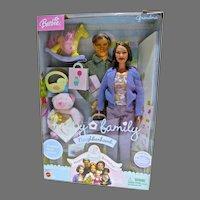 Mattel Happy Family Neighborhood Grandma,  NRFB