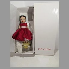 NRFB Robert Tonner Queen Of Diamonds Little Miss Revlon Doll