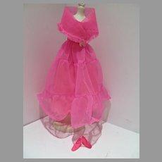 Vintage Mattel Barbie Fashion Original Outfit #7934, 1975