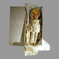 Stunning, Pristine MIB Mary Hoyer HP Doll, 1950's