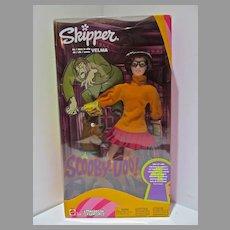 NRFB SKipper as Velma, Scooby-Doo Series, Mattel & Cartoon Network