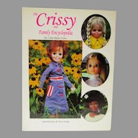 OOP The Crissy Doll Family Encyclopedia Book