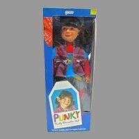 NRFB Punky Brewster Doll, 1984