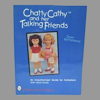OOP Book Chatty Cathy and her Talking Friends, Kettelkamp, 1998