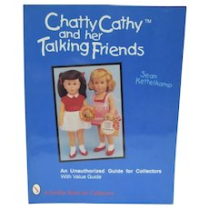 OOP Book Chatty Cathy and her Talking Friends, Kettelkamp, 1998