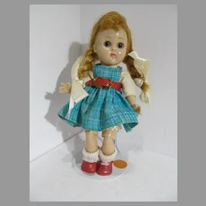 Vintage Vogue BKW Ginny Doll, 1957
