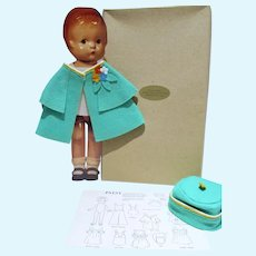 Felt Patsy Outfit Reproduction from UFDC National Convention, 1990, MIB