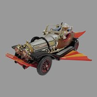 Corgi Chitty Chitty Bang Bang Die Cast Car w/Figures, 1968 #266