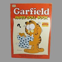 Mint, Un-cut Garfield Paper Dolls, 1984