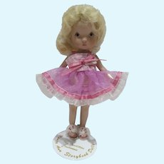 Dianna Effner Sculpt Nancy Ann Storybook Doll w/Stand