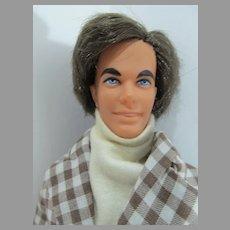 Vintage Mattel Mod Hair Ken in Original Outfit, 1973