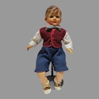 Rare Vintage American Character Sonny Boy Doll, All Orig. 1951