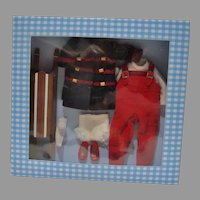 Robert Tonner Betsy McCall Goes Sleigh Riding Outfit, NRFB