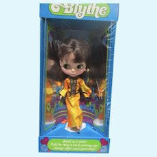 Never Removed From Box 1972 Bylthe Doll by Kenner