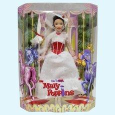 Mattel Barbie Disney Mary Poppins Doll, NRFB
