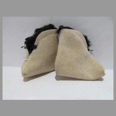 Rare Sandra Sue Boots, Richwood Toys, 1956