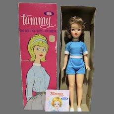 VIntage Ideal Tammy Doll Mint w/ Box, 1960's