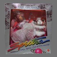 NRFB Mattel Spectra & Spark Deluxe Gift Set, 1986