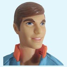 Vintage Mattel Talking Ken, Talks!, 1969