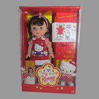 Mattel 1998 Hello Kitty Kimmy Doll, NRFB, Ltd. Ed.