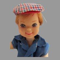Vintage Mattel Todd Doll, 1967