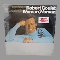 VIntage 1968 Sealed Columbia Record, Robert Goulet, Women, Women