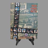 1970 Official New York Mets Year Book, Shea Stadium
