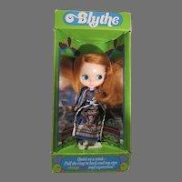 MIB 1972 Kenner, Auburn Hair Blythe Doll