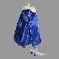 Vintage Mattel Barbie Outfit, Midnight Blue, 1965, Complete