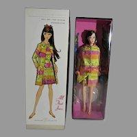 Mattel Barbie Platinum Label All The Jazz Repro NRFB Brunette Hair
