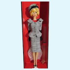 MIB Mattel Gold Label Barbie Career Girl Repro Doll