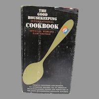 The Good Housekeeping New York World's Fair International Cookbook, 1964