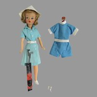 Vintage Ideal Tammy in Tee Time Outfit, 1960's