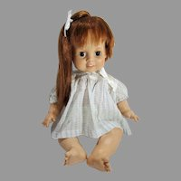 """Vintage Ideal 24"""" Ideal Baby Crissy Doll w/Growin' Hair, 1973"""