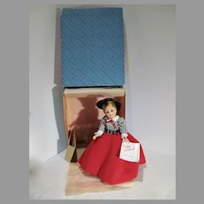 MIB Madame Alexander Cissette Gibson Girl, 1124
