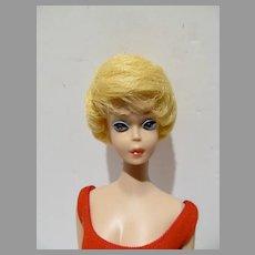 Exquisite Coral Lip, Blond Bubble Cut Barbie, 1962, Mattel