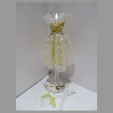 Vintage Barbie Outfit, Orange Blossom, Complete, 1963