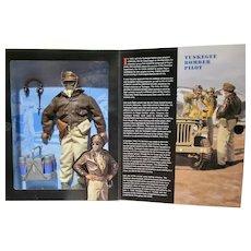 GI Joe Classic Collection Tuskegee Bomber Pilot , NRFB, Hasbro 1996