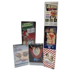 Electric & Rare VHS Movie Collection, Mansfield, Mamie Van Doren etc...