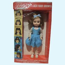 NRFB American Character Pre-Teen Tressy with Growing Hair,